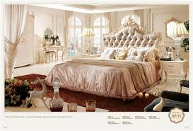 2015 solid wood king size high quality classic luxury italian