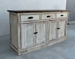 sideboard server buffet reclaimed wood rustic farmhouse