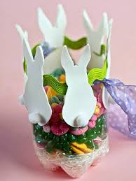 easter rabbits decorations creative diy easter bunny decorations