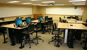 technology equipped classrooms of management university