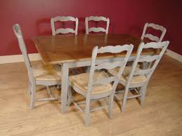 farmhouse kitchen furniture 51 farm table sets country kitchen chairs and other thing