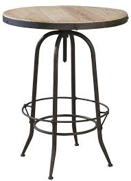 vintage industrial table collection city living design