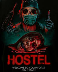 hostel desing by fright rags horror film fanatic pinterest