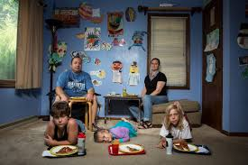 family meal time across america photos business insider