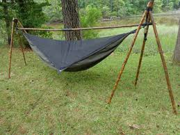 Hammock Stand Walmart Furniture Interesting Blue Lowes Hammock With Wrought Iron Frame