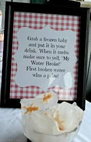 my water baby shower 10 new baby shower to play picture photo and