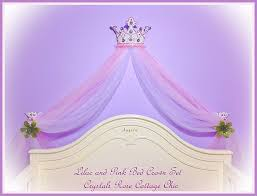 Crown Bed Canopy Www Crystalsrosecottagechic Com Website Design By
