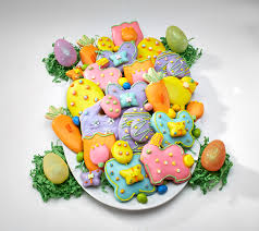 easter cookies iced easter cookies are sweet for gifts and taste s