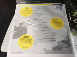 Oneworld Route Map by Review Of British Airways Flight From London To Paris In Economy