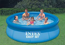 intex 10 u0027 x 30 easy set pool