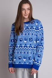 hanukkah sweater hanukkah fair isle sweater ragstock