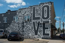 all murals artworks cincinnati love blooms