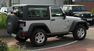 jeep rubicon white sport file jeep wrangler sport jk u2013 heckansicht 16 april 2011
