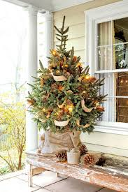 Twig Tree Home Decorating Christmas Tree Decorating Ideas Southern Living