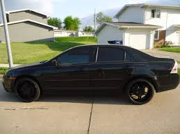 2007 ford fusion se kwamein 2007 ford fusionse sedan 4d specs photos modification