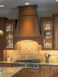 wood vent hood kitchen stunning kitchen design ideas with