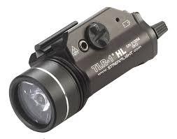 tac light flash light streamlight 69260 tlr 1 hl high lumen rail mounted tactical light