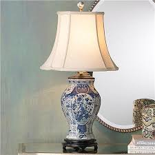 Antique Porcelain Table Lamps Interesting Frederick Cooper Porcelain Table Lamps Lamp Light