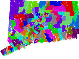 New York State Assembly District Map by Connecticut House Of Representatives Redistricting