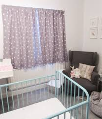 Nursery Curtains Next Nursery New Grey And White Additions Treasure Every Moment