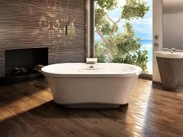 Bathtubs Montreal Amma Oval 7242 Freestanding Tub Narrow Base Contemporary