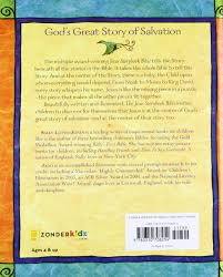 the jesus storybook bible every story whispers his name sally