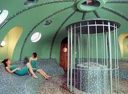 styrofoam prefab house sauna interior home ideas pinterest
