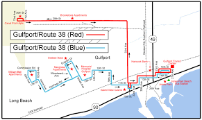 New Orleans Trolley Map by Routes U0026 Schedules