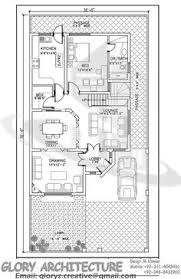 house drawings plans house plan drawing 40x80 islamabad design project