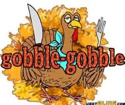 happy gobble gobble day ramblings of a mad
