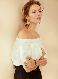 shoulder blouse shop women s blouses and shirts simons