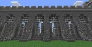 best castle wall design minecraft u2013 rift decorators