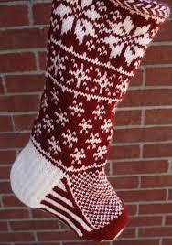 knitting pattern for christmas stocking free paige s christmas stocking jennifer s blog