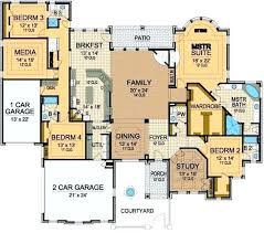 big houses floor plans big modern house plans large modern house floor plans family big