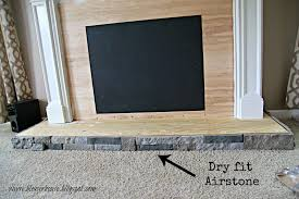 Fireplace Refacing Kits by Decorating Recommended Lowes Airstone For Wall Decor Ideas