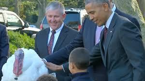 thanksgiving turkey pardon president obama pardons final turkey