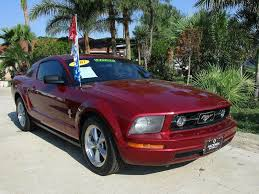 2007 ford mustang deluxe 2007 ford mustang v6 deluxe 2dr fastback in brownsville tx