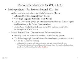 project planning adhoc closing report ieee presentation submission