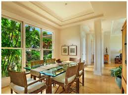 interior beautiful hawaiian style interior home office design and