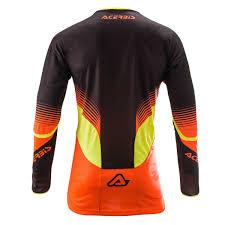 acerbis motocross gear acerbis mx flex motocross jersey oram apparel and motorcycle