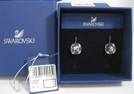 sheena pierced earrings купить swarovski sheena pierced earrings clear mib на