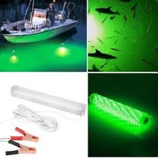 crappie lights for night fishing 12v led green underwater submersible night fishing light crappie
