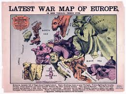 Maps Of Europe by Old Maps Of Europe Detailed Old Political Physical Relief