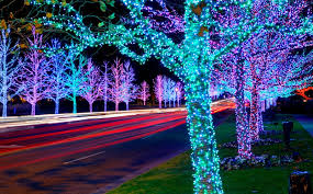yukon ok christmas lights walking in a winter wonderland onie project