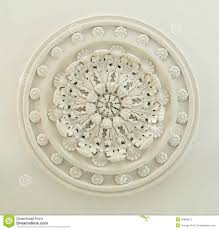 Bronze Ceiling Medallion by Ceiling Medallion Stock Photography Image 28668912