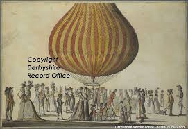 balloons derbyshire record office
