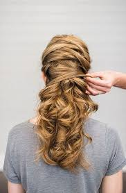2288 best hairstyles i love half updos images on pinterest