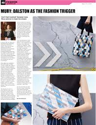 net pattern dec 2014 press designer handbags by mury
