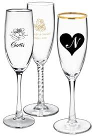personalized glasses wedding custom wedding glassware wine glass wedding favors