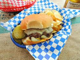 christy u0027s smoked burgers southern plate